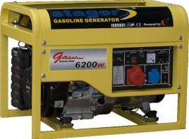 Generatoare de curent pe benzina 380V