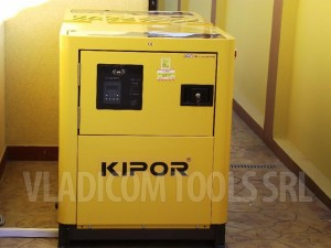 generator-de-curent-kipor-insonorizat